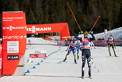 Frederico Pellegrino (ITA) during the Man team sprint race at FIS Cross Country World Cup Planica 2016, on January 17, 2016 at Planica, Slovenia. Photo By Urban Urbanc / Sportida