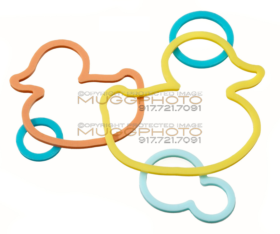 duck rubber bands