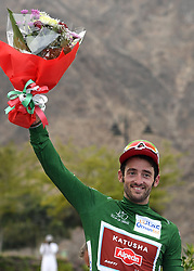 February 14, 2018 - Muscat, Oman - Muscat, Sultanate of Oman - February 14 :  NATHAN HAAS (TEAM KATUSHA ALPECIN) during stage 2 of the 9th edition of the 2018 Tour of Oman cycling race, a stage of 167.5 kms between Sultan Qaboos University and Al Bustan on February 14, 2018 in Muscat, Sultanate of Oman, 14/02/2018 (Credit Image: © Panoramic via ZUMA Press)