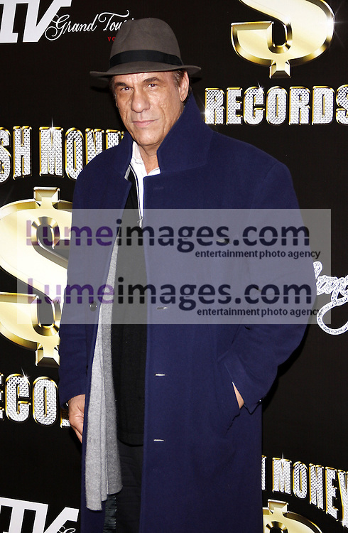 Robert Davi at the 3rd Annual Cash Money Records Pre-Grammy Awards Party held at the Paramount Studios in Hollywood on February 11, 2012.