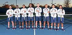 2018 A&T Men's Tennis Picture Day