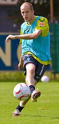 06.07.2010,Platz 05, Bremen, GER, 1. FBL, Training Werder Bremen , im Bild  Petri Pasanen ( Werder   #03 )   EXPA Pictures © 2010, PhotoCredit: EXPA/ nph/  Kokenge / SPORTIDA PHOTO AGENCY