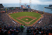The San Francisco Giants host the New York Mets at AT&T Park in San Francisco, Calif., on August 21, 2016. (Stan Olszewski/Special to S.F. Examiner)