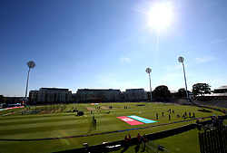 The County Ground in Bristol ahead of England Women v South Africa Women in the 2017 Women's World Cup - Mandatory by-line: Robbie Stephenson/JMP - 05/07/2017 - CRICKET - County Ground - Bristol, United Kingdom - England Women v South Africa Women - ICC Women's World Cup Group Stage