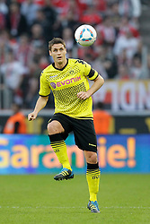 25.03.2012, Rhein Energie Stadion, Koeln, GER, 1. FBL, 1.FC Koeln vs Borussia Dortmund, 27. Spieltag, im Bild Sebastian KEHL (BVB Borussia Dortmund #5) Freisteller // during the German Bundesliga Match, 27th Round between 1.FC Koeln and Borussia Dortmund at the Rhein Energie Stadion, Koeln, Germany on 2012/03/25. EXPA Pictures © 2012, PhotoCredit: EXPA/ Eibner/ Gerry Schmit..***** ATTENTION - OUT OF GER *****