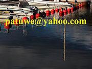 Finland Rauma boat harbor