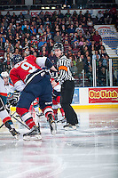 KELOWNA, CANADA - MARCH 27:  on March 27, 2015 at Prospera Place in Kelowna, British Columbia, Canada.  (Photo by Marissa Baecker/Shoot the Breeze)  *** Local Caption ***