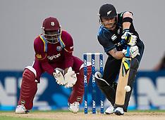 Aucland - Cricket - New Zealand v West Indies, Twenty/20
