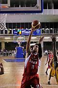 DESCRIZIONE : Vigevano Lega A2 2009-10 Playoff Miro Radici Fin. Vigevano - Trenkwalder Reggio Emilia<br /> GIOCATORE : Boscagin<br /> SQUADRA : Reggio Emilia<br /> EVENTO : Playoff Lega A2 2009-2010<br /> GARA : Miro Radici Fin. Vigevano - Trenkwalder Reggio Emilia<br /> DATA : 16/05/2010<br /> CATEGORIA : Tiro<br /> SPORT : Pallacanestro <br /> AUTORE : Agenzia Ciamillo-Castoria/D.Pescosolido
