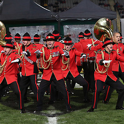 NZ Army Band Haka during game 7 of the British and Irish Lions 2017 Tour of New Zealand, the first Test match between  The All Blacks and British and Irish Lions, Eden Park, Auckland, Saturday 24th June 2017<br /> (Photo by Kevin Booth Steve Haag Sports)<br /> <br /> Images for social media must have consent from Steve Haag