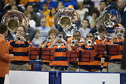 The Virginia Cavaliers HOOps band made the trip to Columbus.  The #4 seed Virginia Cavaliers were defeated by the #5 seed Tennessee Volunteers 77-74 in the second round of the Men's NCAA Tournament in Columbus, OH on March 18, 2007.
