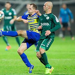 20141102: SLO, Football - Prva liga Telekom Slovenije 2014/15, FC Luka Koper vs NK Krka
