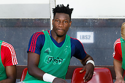 goalkeeper Andre Onana of Ajax during the Dutch Eredivisie match between sbv Excelsior Rotterdam and Ajax Amsterdam at Van Donge & De Roo stadium on May 06, 2018 in Rotterdam, The Netherlands