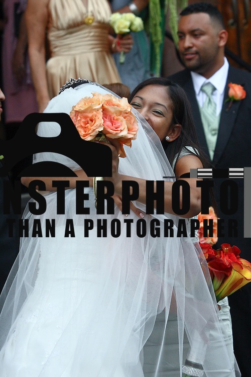 Aug 8, 2009 Yonker NY: Monsterphoto is on Scene covering this wounderful day for Bianca and Randy.