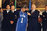 Incontro con D'Alema 1999<br /> fausto maifredi