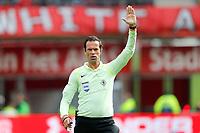 Referee Bas Nijhuis