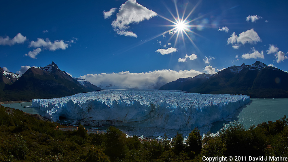 Perito Moreno Glacier, Los Glaciares National Park. Image taken with a Nikon D3s and 16 mm f/2.8 fisheye lens (ISO 200, f/22, 1/500 sec).