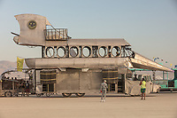 Mutant Vehicle Name Unknown My Burning Man 2019 Photos:<br />
