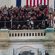Governor Mike Pence is sworn in as the Vice President, during the Inauguration of Donald Trump as the 45th President of the United States, January 20, 2017.  John Boal Photography