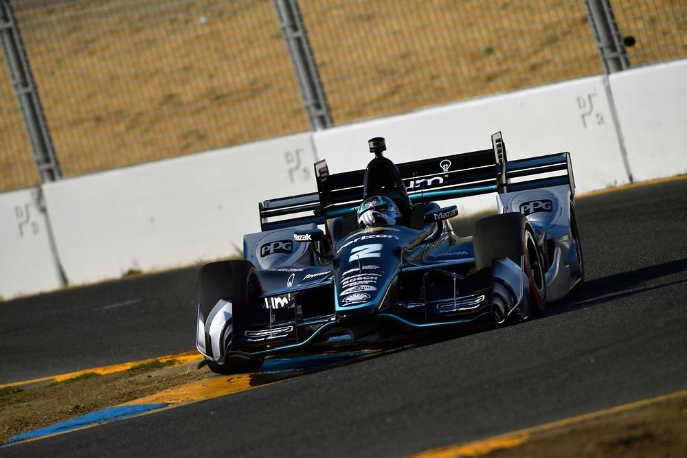 Verizon IndyCar Series<br /> GoPro Grand Prix of Sonoma<br /> Sonoma Raceway, Sonoma, CA USA<br /> Saturday 16 September 2017<br /> Josef Newgarden, Team Penske Chevrolet<br /> World Copyright: Scott R LePage<br /> LAT Images<br /> ref: Digital Image lepage-170916-son-10576