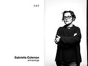 Gabriella Coleman, antropologa.
