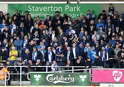 Bristol Rovers fans at Northampton Town - Mandatory by-line: Robbie Stephenson/JMP - 01/10/2016 - FOOTBALL - Sixfields Stadium - Northampton, England - Northampton Town v Bristol Rovers - Sky Bet League One