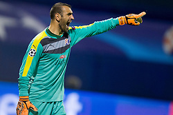 Eduardo Carvalho #24 of GNK Dinamo Zagreb during football match between GNK Dinamo Zagreb, CRO and Arsenal FC, ENG in Group F of Group Stage of UEFA Champions League 2015/16, on September 16, 2015 in Stadium Maksimir, Zagreb, Croatia. Photo by Urban Urbanc / Sportida