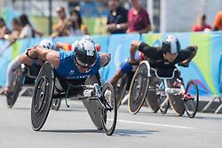FAIRBANK Pierre, FRA, T52/53/54 Marathon at Rio 2016 Paralympic Games, Brazil