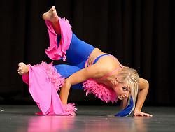 18.09.2010, Kammersäle, Graz, AUT, Fitness World Championships und Adonis Model Contest, im Bild Dominika Lipkowska (POL),  EXPA Pictures © 2010, PhotoCredit: EXPA/ picturES