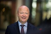 DEU, Deutschland, Germany, Berlin, 16.10.2017: Michael Theurer (MdB, FDP) bei der Sitzung des FDP-Bundesvorstands am Tag nach den Landtagswahlen in Niedersachsen.