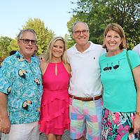 Steve and Katie Schankman, Curt Ittner, Molly Hyland
