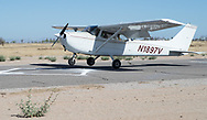 Spot landing contest by 99s at Ak Chin airport near Maricopa, AZ