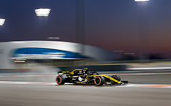November 23, 2018 - Abu Dhabi, United Arab Emirates - Motorsports: FIA Formula One World Championship 2018, Grand Prix of Abu Dhabi, World Championship;2018;Grand Prix;Abu Dhabi, #55 Carlos Sainz (ESP, Renault  (Credit Image: © Hoch Zwei via ZUMA Wire)