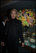 TAMARA BECKWITH, Fortnum and Mason and Quartet books host a celebration for the publication of  The White Umbrella by Brian Sewell. Illustrated by Sally Ann Lasson. Fortnum and Mason. Piccadilly. London. 3 March 2015.
