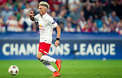 19.08.2014, Red Bull Arena, Salzburg, AUT, UEFA CL, FC Red Bull Salzburg vs Malmö FF, Play Off, Hinspiel, im Bild Kevin Kampl (FC Red Bull Salzburg) // during the UEFA Championsleague 1st Leg, Play Off Match between FC Red Bull Salzburg and Malmoe FF at the Red Bull Arena in Salzburg, Austria on 2014/08/19. EXPA Pictures © 2014, PhotoCredit: EXPA/ JFK