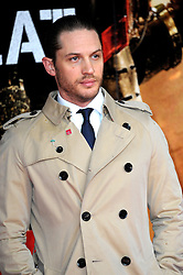 Tom Hardy at the London premiere of Edge of Tomorrow, the first of three premiere's for the film to be held in three different countries on the same day, Wednesday, 28th May 2014. Chris Joseph  / i-Images