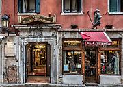 La Caravella restaurant, Venice, Italy