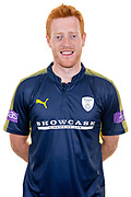 Ryan Stevenson of Hampshire during the Hampshire CCC photo call 2017 at  at the Ageas Bowl, Southampton, United Kingdom on 12 April 2017. Photo by David Vokes.