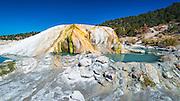 Travertine Hot Springs, Bridgeport, California USA