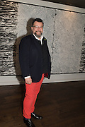 SIMON FRASER, Whitechapel Gallery Art Icon 2015 Gala dinner supported by the Swarovski Foundation. The Banking Hall, Cornhill, London. 19 March 2015