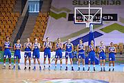 DESCRIZIONE : Celje Nazionale Italiana Femminile Europeo Under 18 Finale 3-4 Posto Italia Russia Italy Russia<br /> GIOCATORE : team<br /> CATEGORIA : Italia Nazionale Femminile Under 18 Italy<br /> GARA : Celje Nazionale Italiana Femminile Europeo Under 18 Italia Russia Italy Russia<br /> DATA : 09/08/2015 <br /> AUTORE : Agenzia Ciamillo-Castoria