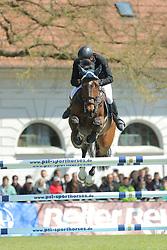 Peper, Jörg, Carolina<br /> Redefin - Pferdefestival 2015<br /> Grosser Preis der Deutschen Kreditbank AG<br /> © www.sportfotos-lafrentz.de/Stefan Lafrentz