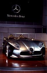 Mercedes Benz F400 concept vehicle
