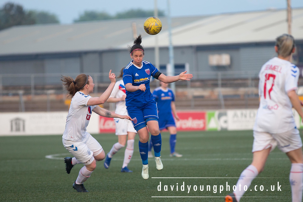 Forfar Farmington v Rangers in SWPL1 at Station Park, Forfar<br /> <br />  - &copy; David Young - www.davidyoungphoto.co.uk - email: davidyoungphoto@gmail.com