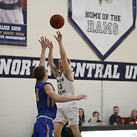 Men's Basketball: North Central University Rams vs. The College of St. Scholastica Saints