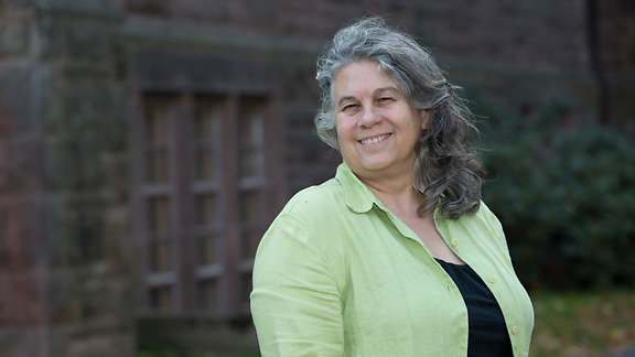 Janet Slocum, Mount Holyoke College staff portraits, 10/18/16