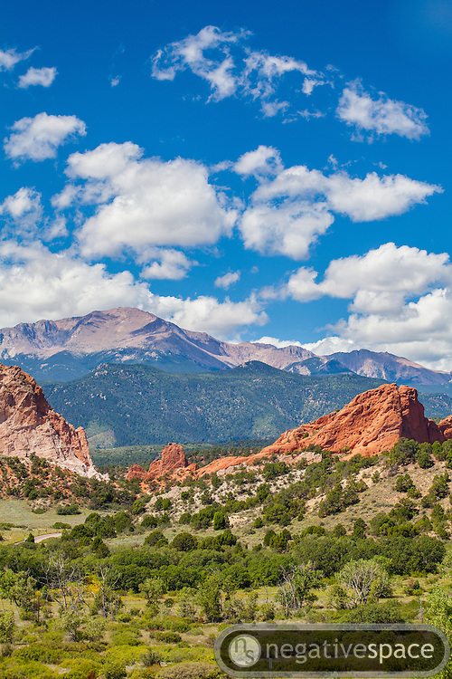 Sleeping beauties, Garden of the Gods, Colorado Springs, Colorado