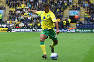 Preston - Saturday September 18th, 2010: Simon Lappin of Norwich in action during the Npower Championship match at Deepdale, Preston. (Pic by Paul Chesterton/Focus Images)