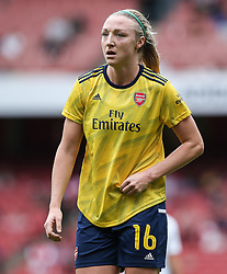 Louise Quinn of Arsenal - Mandatory by-line: Arron Gent/JMP - 28/07/2019 - FOOTBALL - Emirates Stadium - London, England - Arsenal Women v Bayern Munich Women - Emirates Cup