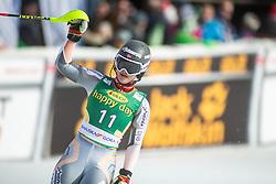 Mina Fuerst Holtmann (NOR) during second run at the Ladies' Slalom at 56th Golden Fox event at Audi FIS Ski World Cup 2019/20, on February 16, 2020 in Podkoren, Kranjska Gora, Slovenia. Photo by Matic Ritonja / Sportida